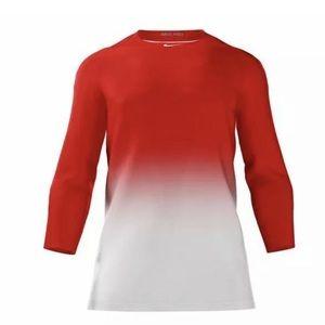 NWT Nike Baseball 3/4 Sleeve Shirt